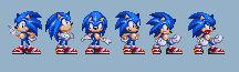 Custom poses Mod.Gen Sonic