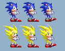 Sonic 3 Styled Sonic CD (SMS) Waiting