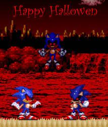 Happy Halloween (October)