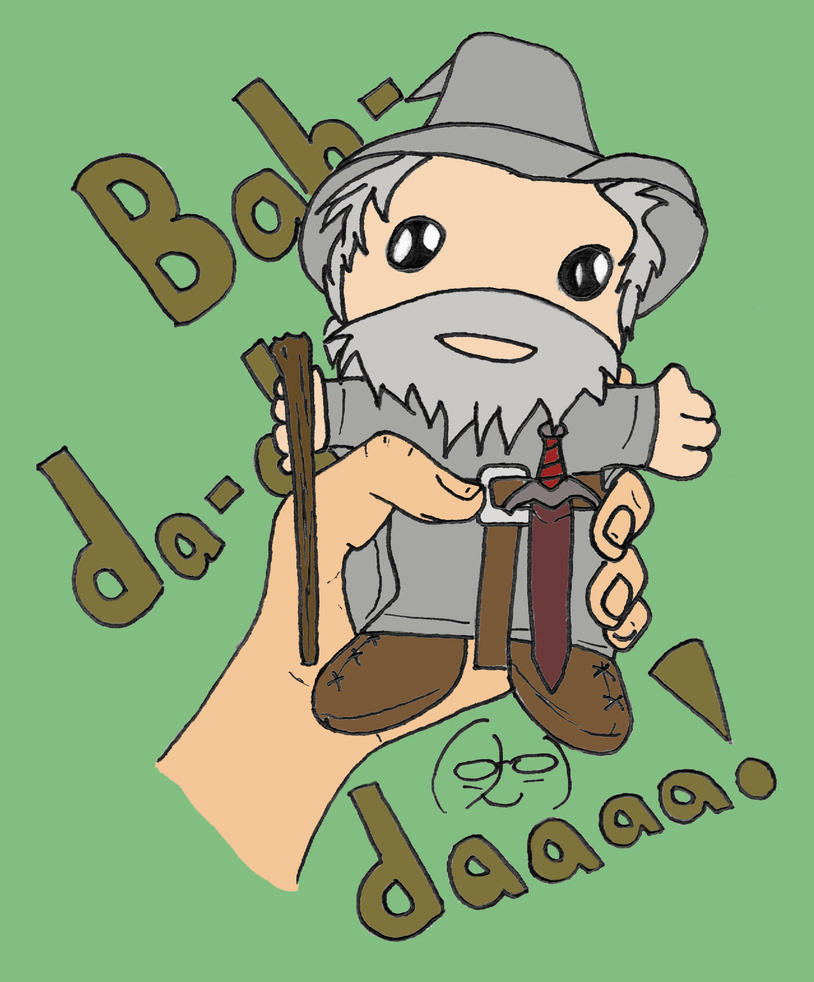 You Obtained Gandalf by Narma-san