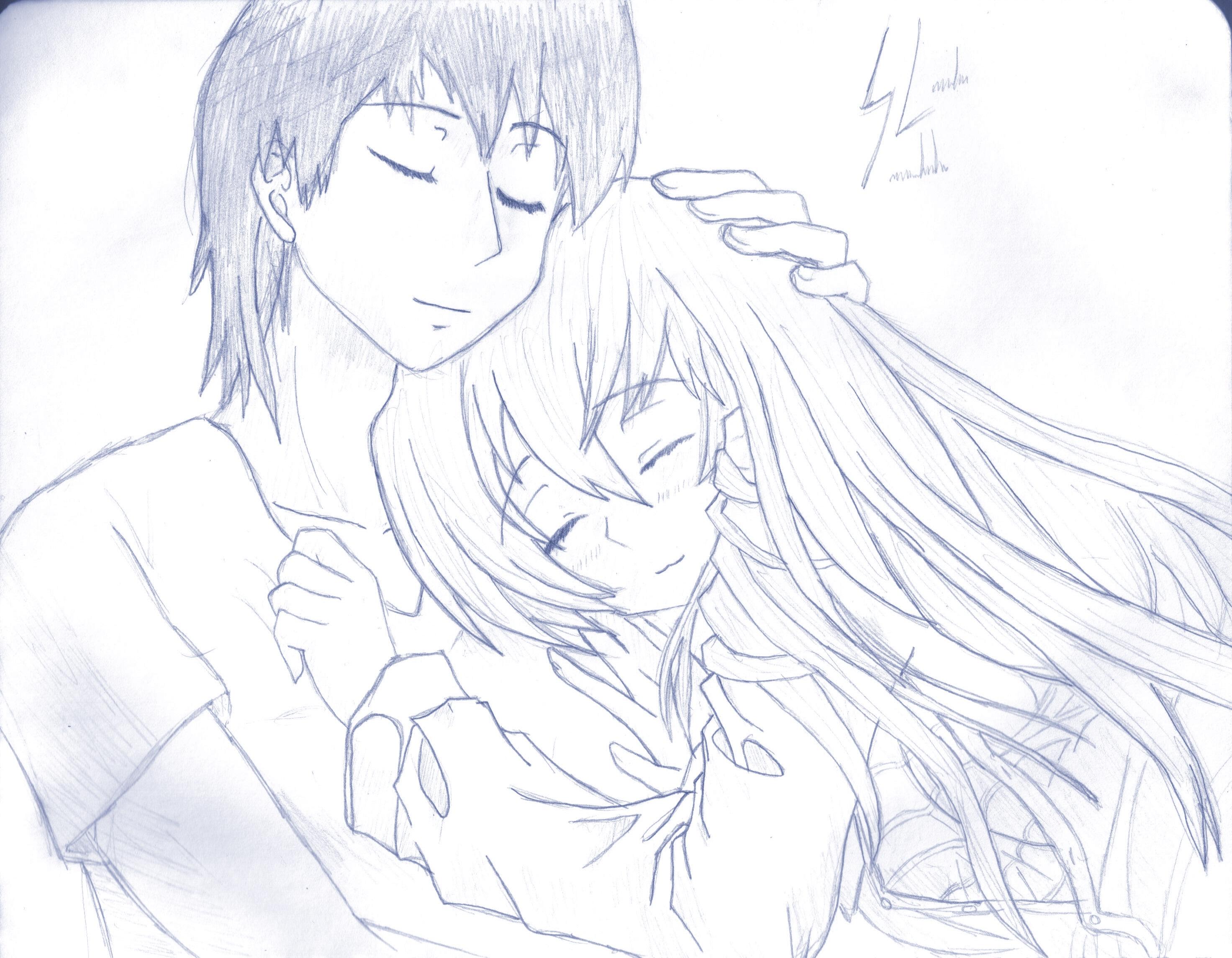 Anime Love by GreatSL on DeviantArt