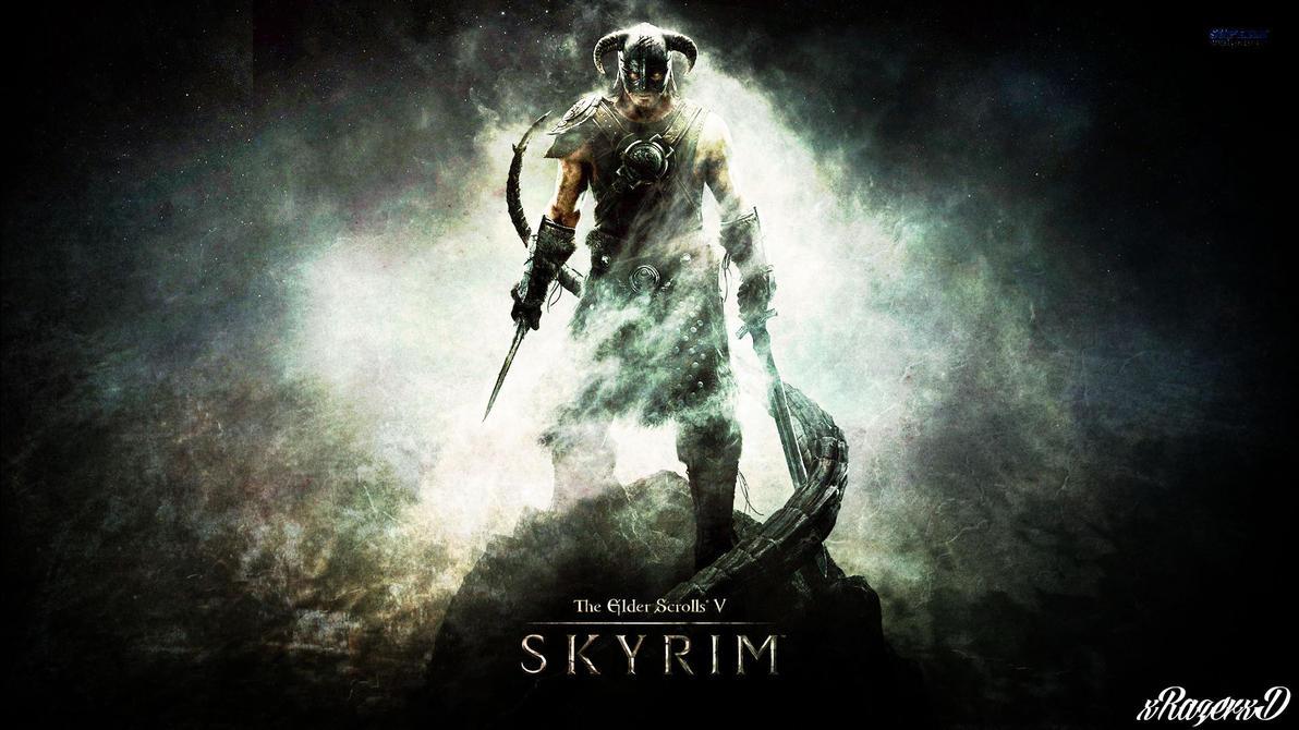 The elder scrolls v skyrim как установить моды - 7786