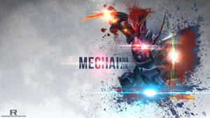 LoL - Mecha Kha'Zix Wallpaper
