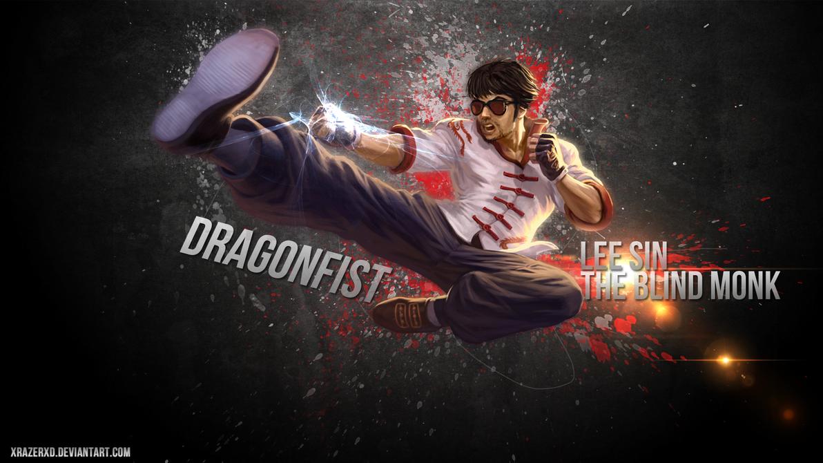 dragon fist lee sin - photo #9