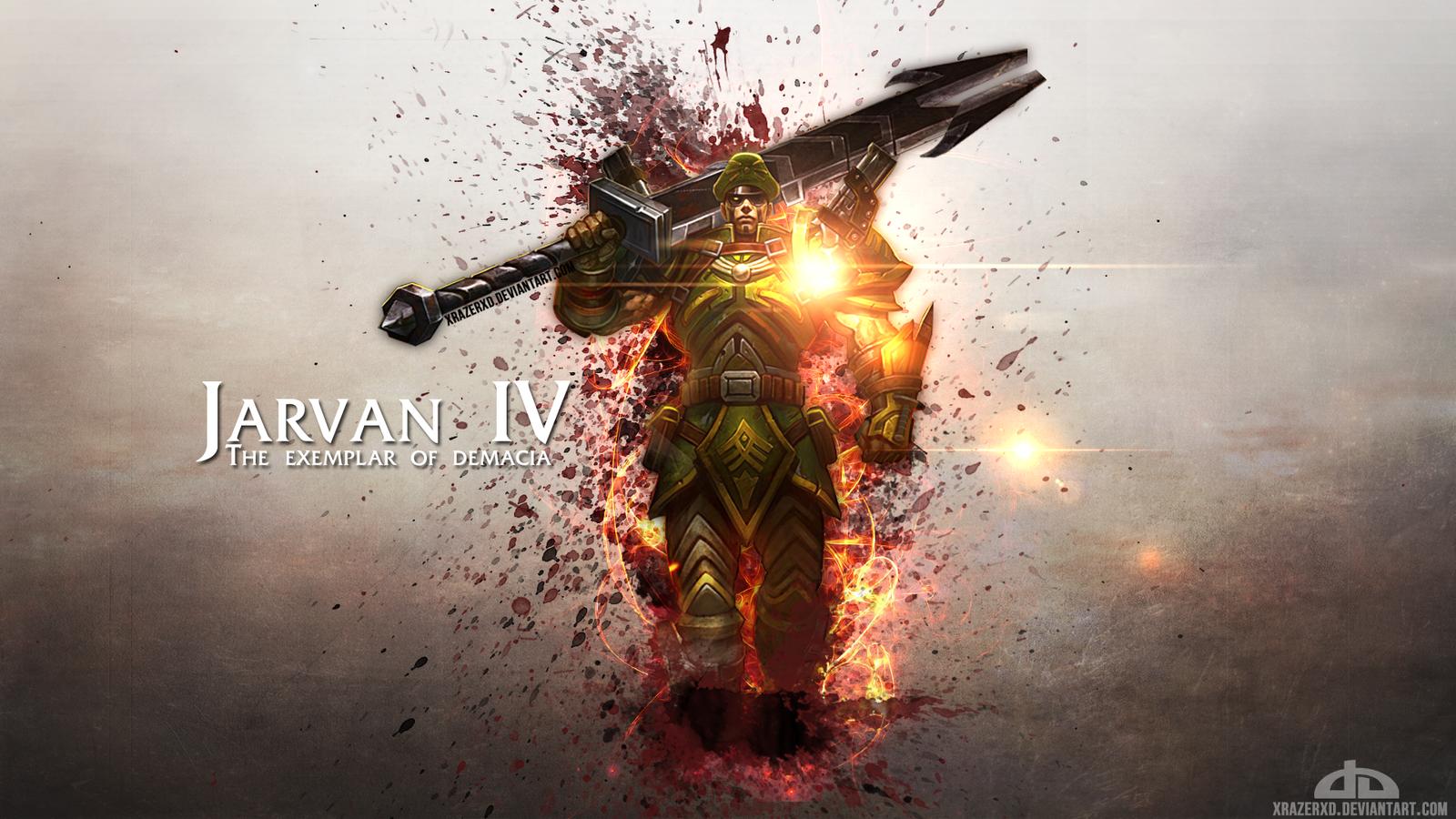 League of legends jarvan iv