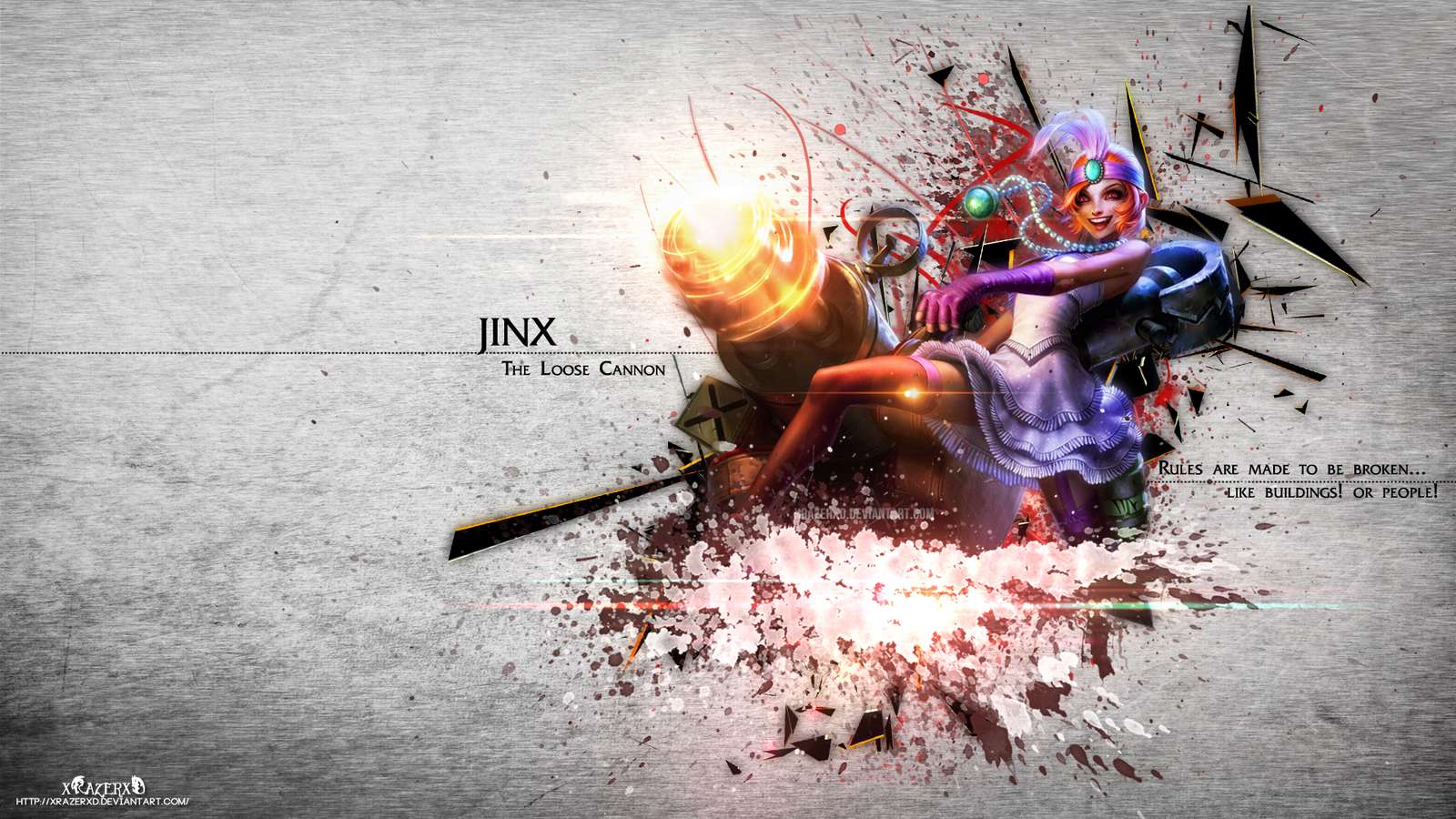 Mafia Jinx Wallpaper HD By XRazerxD On DeviantArt