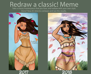 Pocahontas Redraw 2018