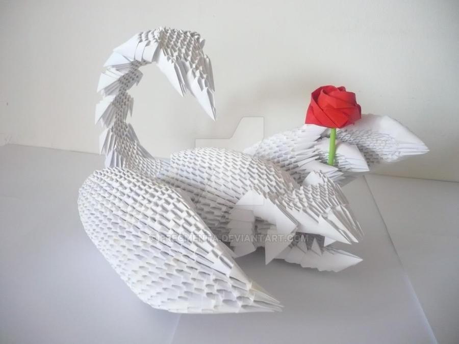 Origami Skarner by frecmenta