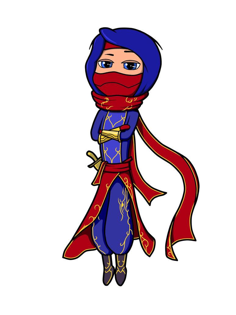 LoL Chibi: Vizier Malzahar by frecmenta