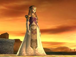 Princess Zelda by rtbooker18