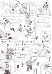 Slam Wars comic #2 - 005
