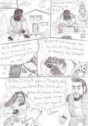Slam Wars comic #2 - 006
