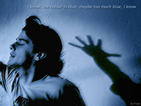 Too Much Blue
