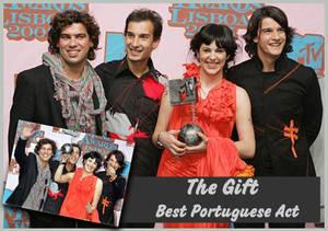 MTV EMA - Best Portuguese Act