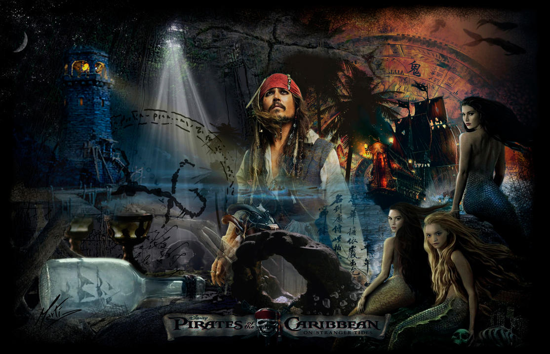 Pirates Of The Caribbean 5 Wallpapers Ship: Pirates Of The Caribbean Wallpaper By MMystery92 On DeviantArt