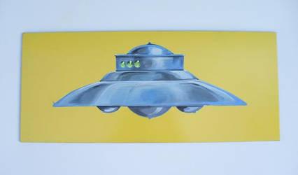 Adamski UFO Flying Saucer
