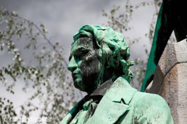 France Preseren monument 02