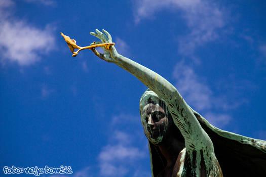 France Preseren monument 03
