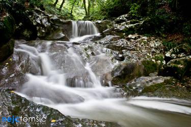 Rapids in Klevevz 2