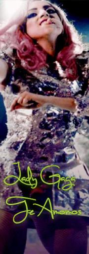 Lady gaga te amamos 1 by javithoxs123