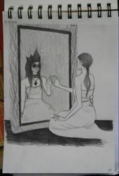 Mirror by akihua
