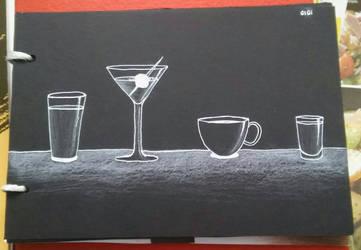 Drink by akihua