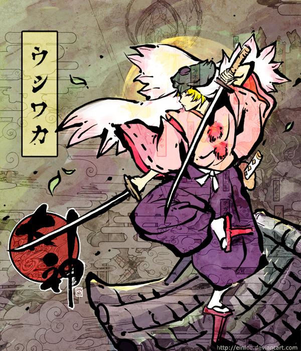 sword dance by einlee