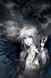 Angel eyes by einlee