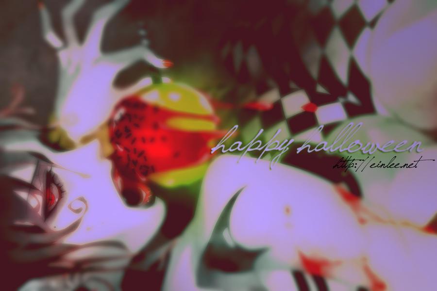 Candyapple Wallpaper by einlee