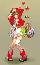Little Red by einlee