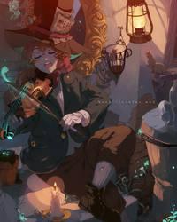 Back Alley Ballad by einlee
