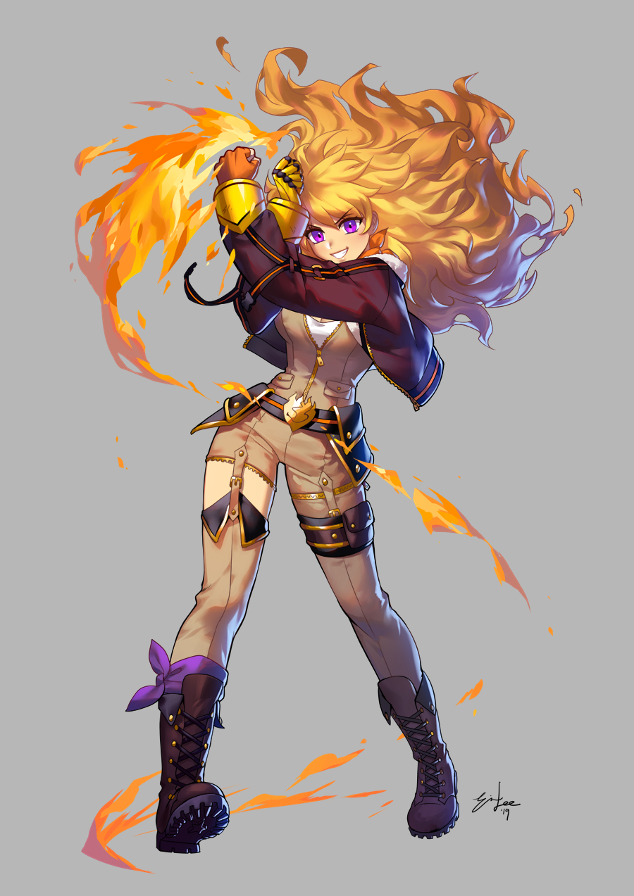 RWBY Vol 7 - Yang Xiao Long