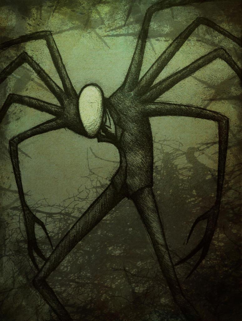 Phobia: Arachnophobia by TheHellcow