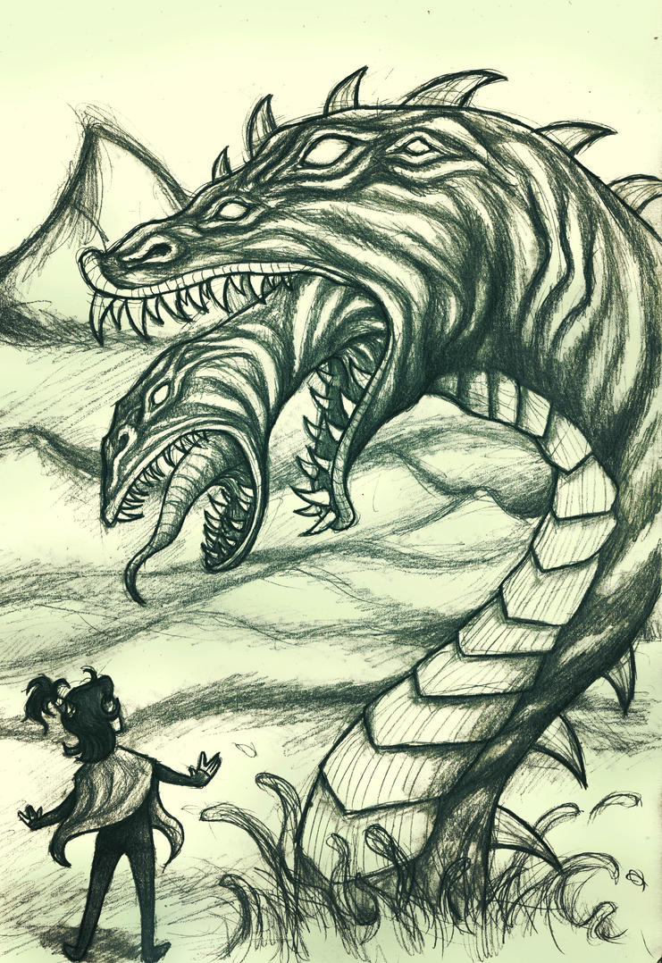 Reinvented Sandworm by TheHellcow