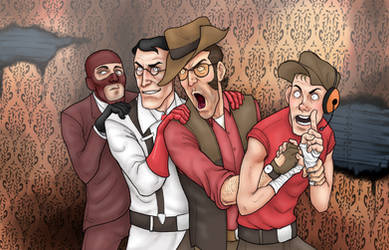 TF2 Fear Factory by TheHellcow