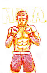 M.M.A by kilky18