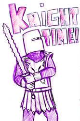 Knight Time! by kilky18