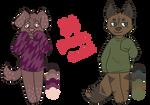 Sweater Boy Adopts (Open)