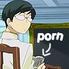 -Kyoya Loves His Porn- 8D by littlelifo