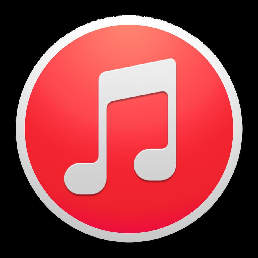Yosemite iTunes by JasonZigrino