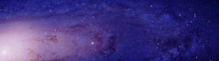 Andromeda Galaxy Wallpaper Mod by JasonZigrino