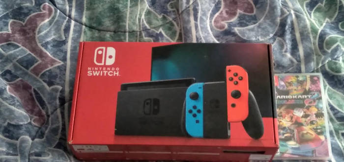 My Nintendo Switch 1 Year Anniversary