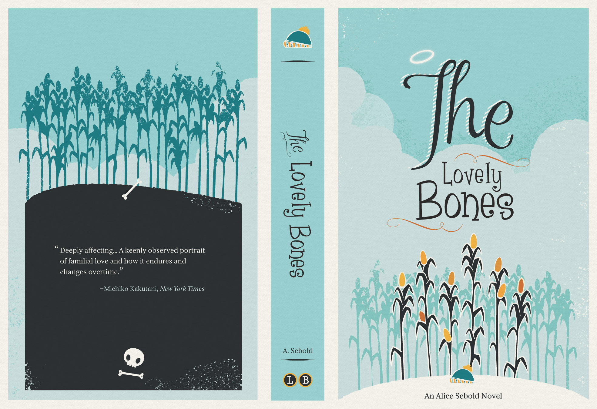the lovely bones book essay The lovely bones study guide contains a biography of alice sebold, literature essays, quiz questions, major themes, characters, and a full summary and analysis.