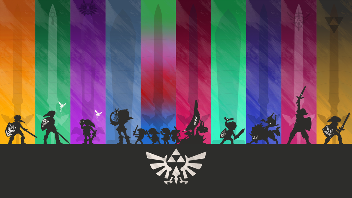 zelda minimalist wallpaper - photo #19
