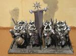 Chaos Warriors of Slaanesh