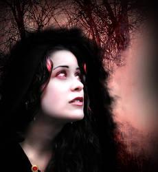 Mistress of the Woods by MiaJitaru