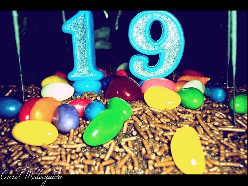 Happy Cumpleaños anon Cake__19_years_old__by_carolmalaguido
