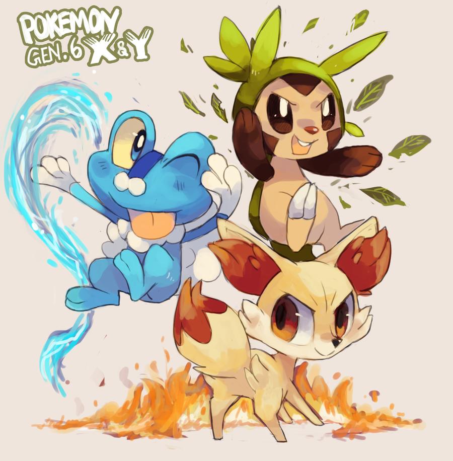 Pokemon Generation 6