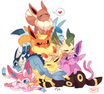 THE EEVEELUTION PROBLEM