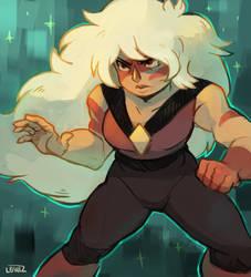 Jasper by suikuzu